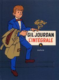 Gil Jourdan T4 : 1970-1979 (0), bd chez Dupuis de Tillieux, Gos
