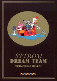 Dreamteam T1 : Marcinelle Blues (0), bd chez Dupuis de Yann, Léturgie