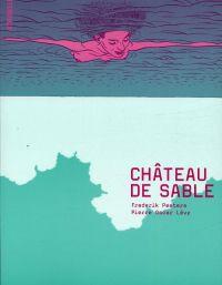 Château de sable, bd chez Atrabile de Levy, Peeters