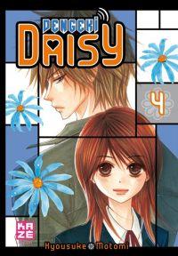 Dengeki Daisy T4, manga chez Kazé manga de Motomi