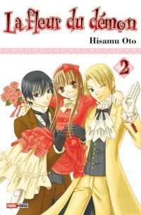 La fleur du démon T2 : , manga chez Panini Comics de Oto