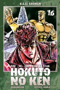 Hokuto no Ken – Edition Simple, T16, manga chez Kazé manga de Hara, Buronson