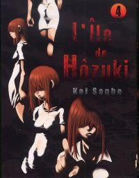 L'ile de Hôzuki T4, manga chez Ki-oon de Sanbe