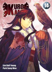 Kurokami - Black God T14, manga chez Ki-oon de Park, Lim