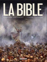 La Bible T1 : L'exode (0), bd chez Delcourt de Dufranne, Camus, Zitko, Davidenko