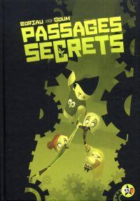 Passages secrets, bd chez Casterman de Boriau, Goum