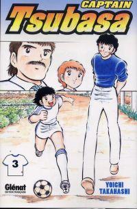 Captain Tsubasa T3, manga chez Glénat de Takahashi