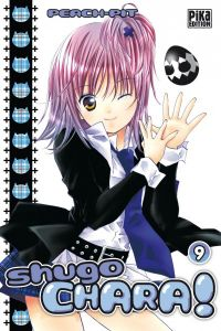 Shugo chara – Edition simple, T9, manga chez Pika de Peach-Pit