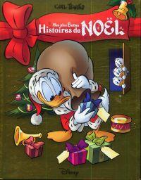 Mes plus belles histoires de Noël T1, bd chez Glénat de Barks