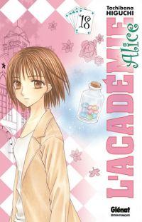 L'académie Alice T18 : , manga chez Glénat de Higuchi