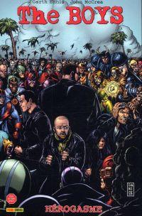 The Boys T8 : Hérogasme (0), comics chez Panini Comics de Ennis, McCrea, Robertson