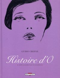 Histoire d'O, bd chez Delcourt de Crepax