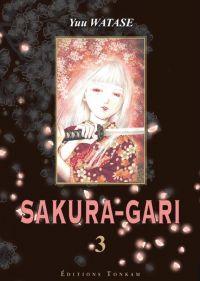 Sakura-Gari T3, manga chez Tonkam de Watase