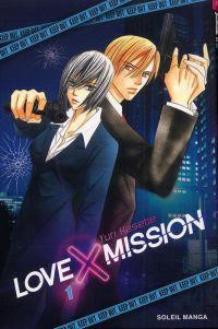 Love x mission T1, manga chez Soleil de Haseba