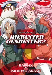 Diebuster gunbuster 2, manga chez Tonkam de Gainax, Kotetsu
