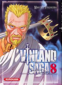 Vinland Saga T8, manga chez Kurokawa de Yukimura