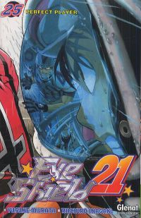 Eye Shield 21 T25, manga chez Glénat de Inagaki, Murata