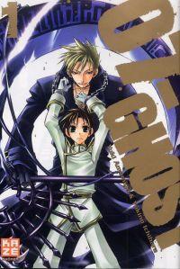 07-Ghost T1, manga chez Kazé manga de Amemiya, Ichihara