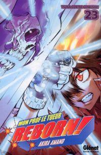 Reborn ! Mon prof le tueur T23 : Tsuna contre Genkishi ! (0), manga chez Glénat de Amano