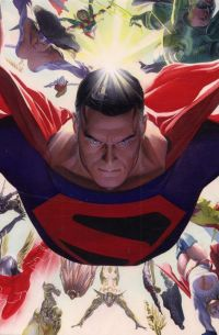 Kingdom come, comics chez Panini Comics de Waid, Ross