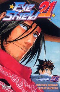 Eye Shield 21 T28 : Finale au Tokyo Dome (0), manga chez Glénat de Inagaki, Murata