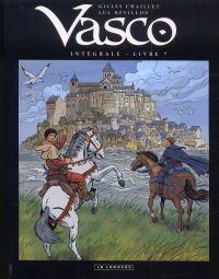 Vasco T7, bd chez Le Lombard de Réveillon, Chaillet, Defachelle