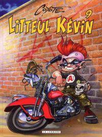 Litteul Kevin T9, bd chez Le Lombard de Coyote