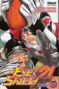 Eye Shield 21 T33 : L'erreur du démon (0), manga chez Glénat de Inagaki, Murata