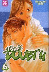 100 pourcent Doubt T6, manga chez Kazé manga de Kaneyoshi