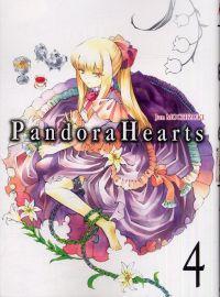Pandora Hearts T4, manga chez Ki-oon de Mochizuki