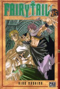 Fairy Tail T15, manga chez Pika de Mashima