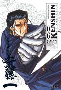 Kenshin le vagabond - ultimate edition T6, manga chez Glénat de Watsuki