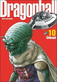 Dragon Ball – Ultimate edition, T10, manga chez Glénat de Toriyama