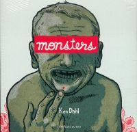 Monsters, comics chez L'employé du moi de Dahl