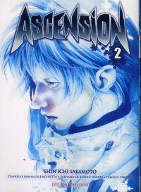Ascension T2, manga chez Delcourt de Nabeta, Nitta, Sakamoto