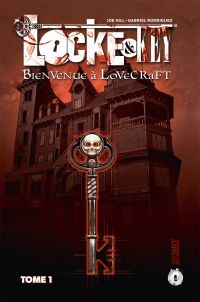 Locke & Key T1 : Bienvenue à Lovecraft (0), comics chez Hi Comics de Joe Hill, Rodriguez, Fotos