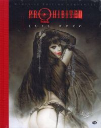 Prohibited Book, comics chez Milady Graphics de Royo
