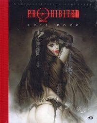 Prohibited Book, comics chez Milady Graphics de Royo
