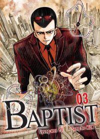 Baptist  T3, manga chez Ki-oon de Gyung-won yu, Sung-ho mun