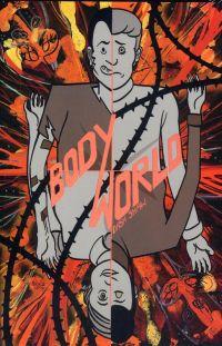 BodyWorld, comics chez Dargaud de Shaw