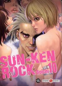 Sun-Ken Rock – Edition simple, T10, manga chez Bamboo de Boichi