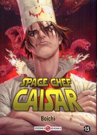 Space Chef Caisar, manga chez Bamboo de Boichi