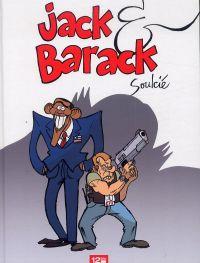 Jack et Barack, bd chez 12 bis de Soulcié, Schwendimann