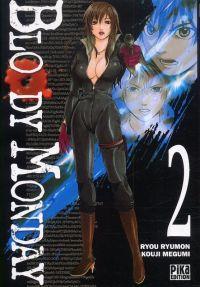 Bloody monday T2, manga chez Pika de Kouji , Ryumon