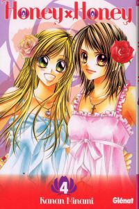 Honey X honey T4, manga chez Glénat de Kanan