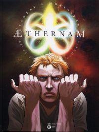 Aethernam T1 : Samhain, bd chez Emmanuel Proust Editions de Samély, Morinière