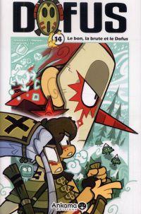 Dofus T14 : Le bon, la brute et Dofus, manga chez Ankama de Fullcanelli, Tot, Mojojojo, Ancestral z
