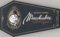 Macchabée Strips, bd chez Ankama de Hackière