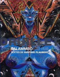 Salammbô : Les nus, bd chez Drugstore de Flaubert, Druillet
