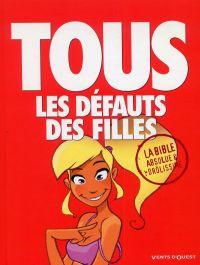 Tous les défauts des filles, bd chez Vents d'Ouest de Jim, Fredman, Le Prince, Lerolle
